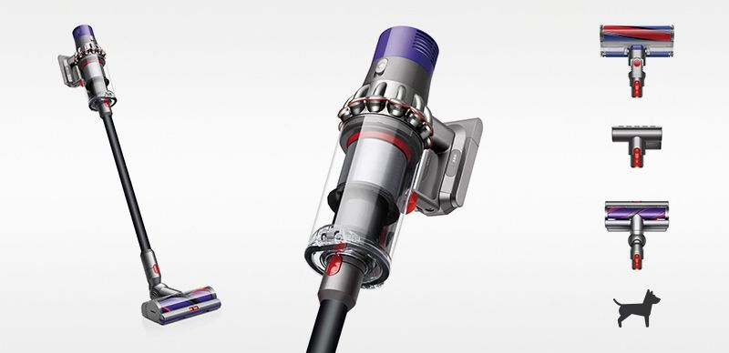 Dyson Cyclone V10 Absolute Cordless Vacuum Cleaner Black Dyson Cyclone V10 Absolute In 2020 Cordless Vacuum Clean Dyson Vacuum Cordless Vacuum Cleaner