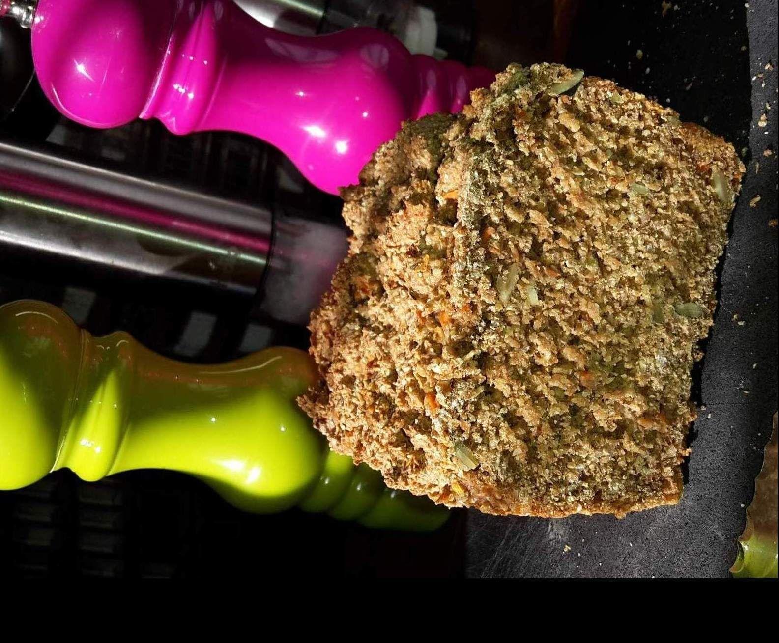 Dunkles Karotten Walnuss Brot Rezept Thermomix Backen Brot