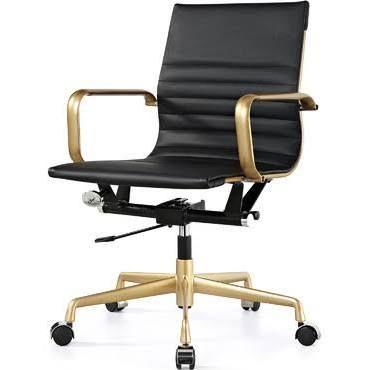 Gold Office Chair Gold Office Chair Modern Office Chair Stylish Office Chairs