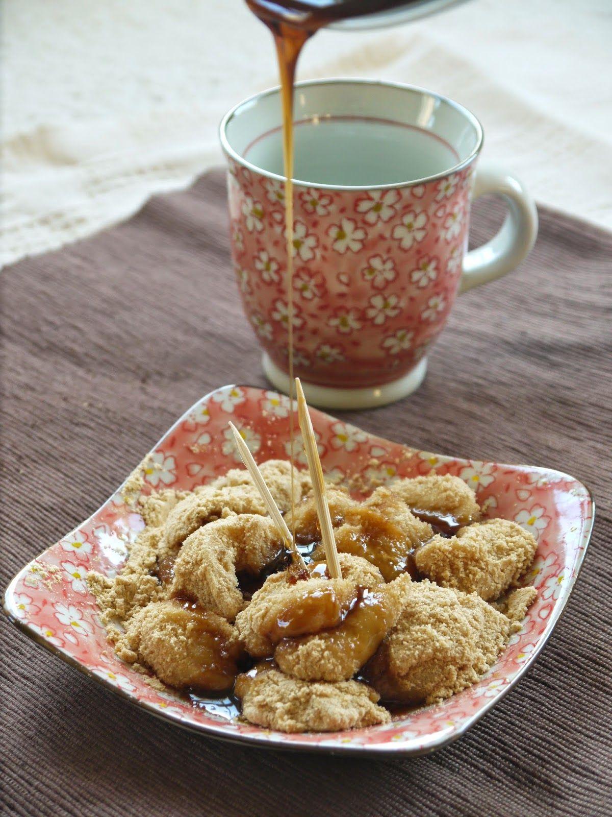 TGIB - Thank God I Bake | Food, Asian desserts, Mochi recipe
