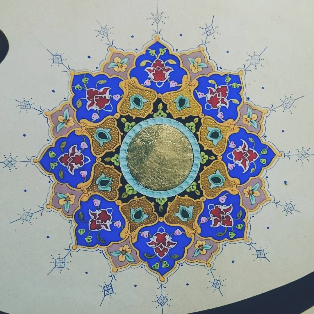 Tezhip Tezhip Pinterest Calligraphy Art