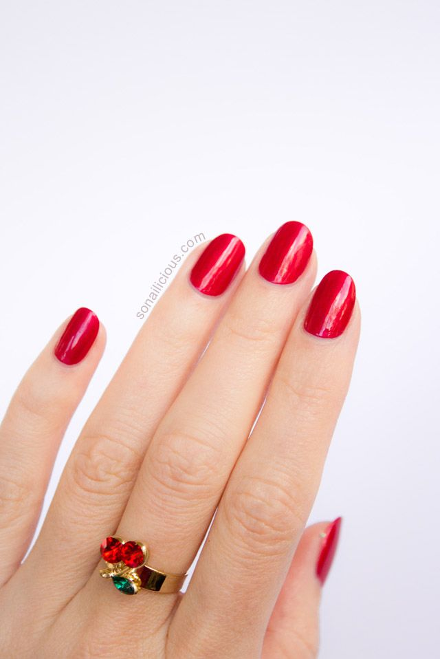 Perfect Oval Nail Shape SoNailicious Editor Maria Has Changed Her Nailtrend