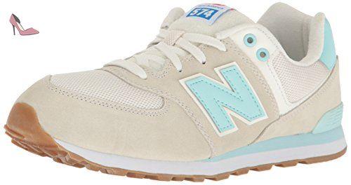 New Balance 487671 50, Sneakers Basses Femme, Rosa (Azalea), 40 EU