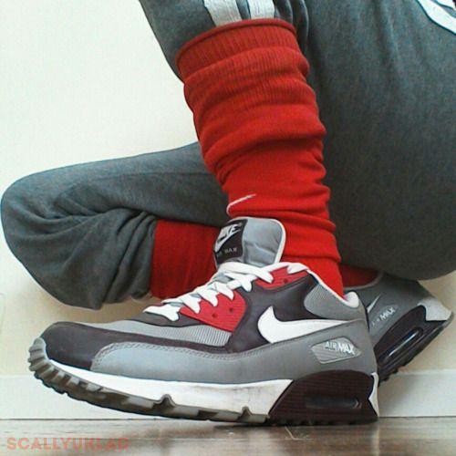nike air max 90 avec chaussettes
