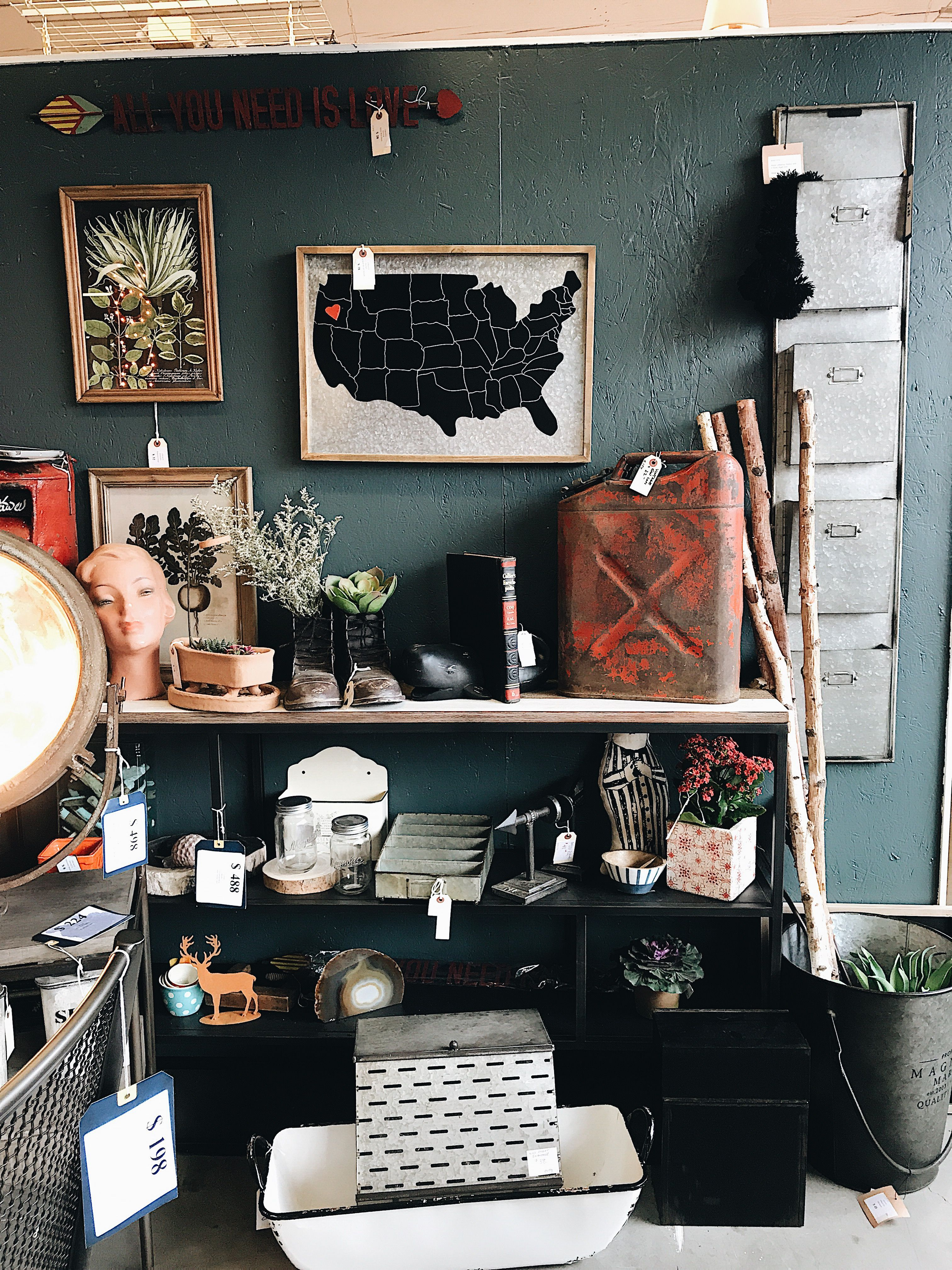 Vintage finds from City Home