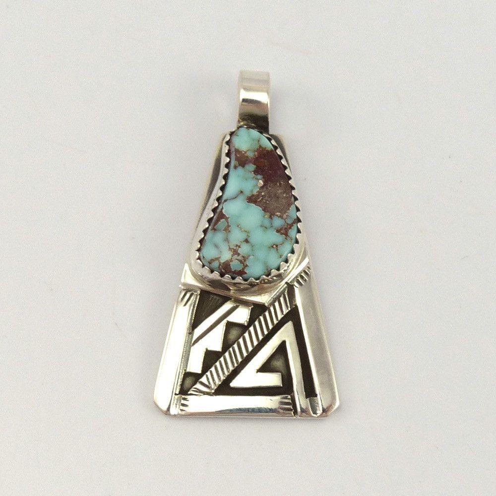 Dry Creek Turquoise Pendant