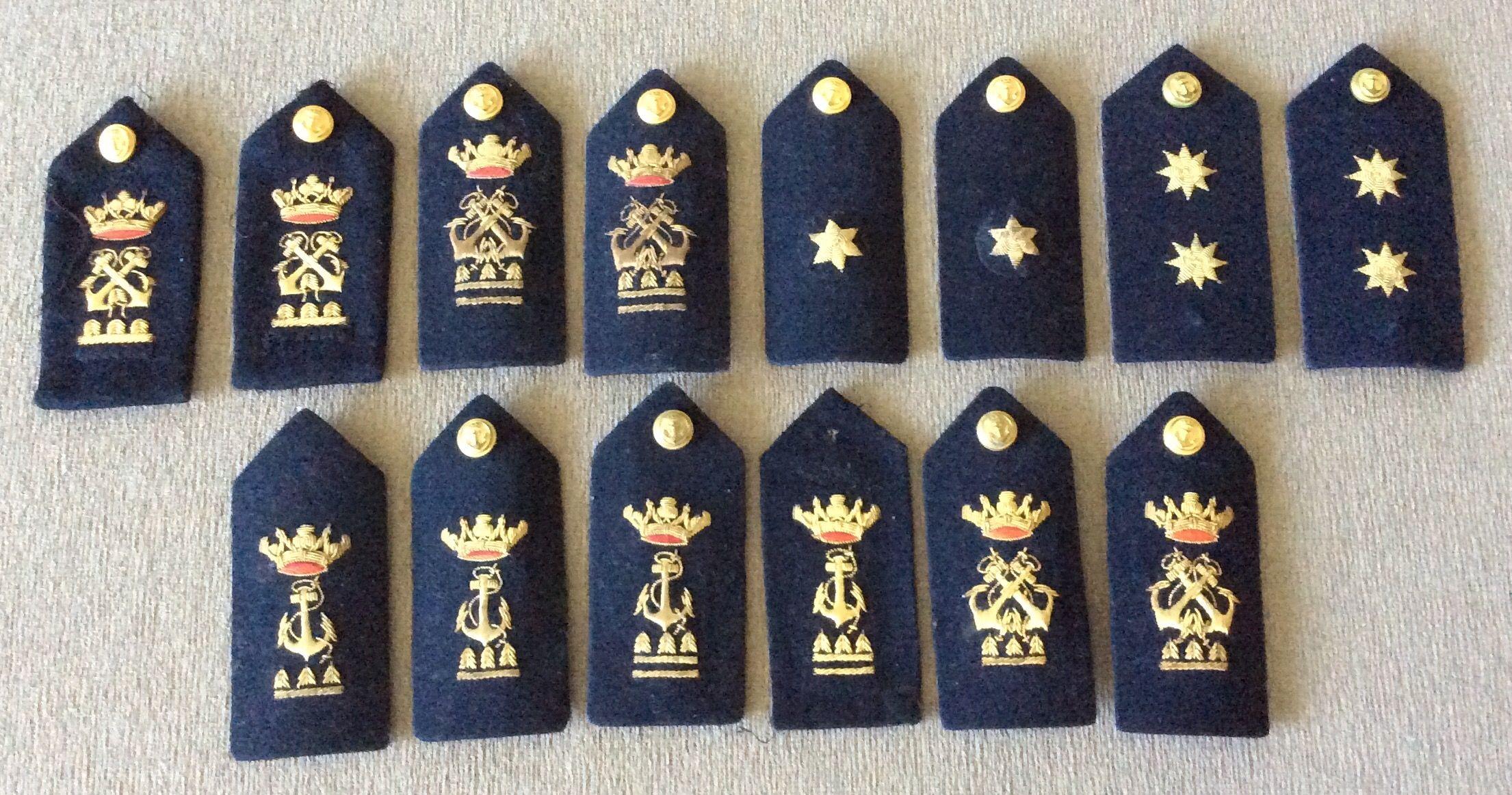 Palas de Infantería de Marina. 1975