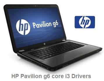 تحميل تعريفات لاب توب اتش بي بافيليون Hp Pavilion G6 Core I3