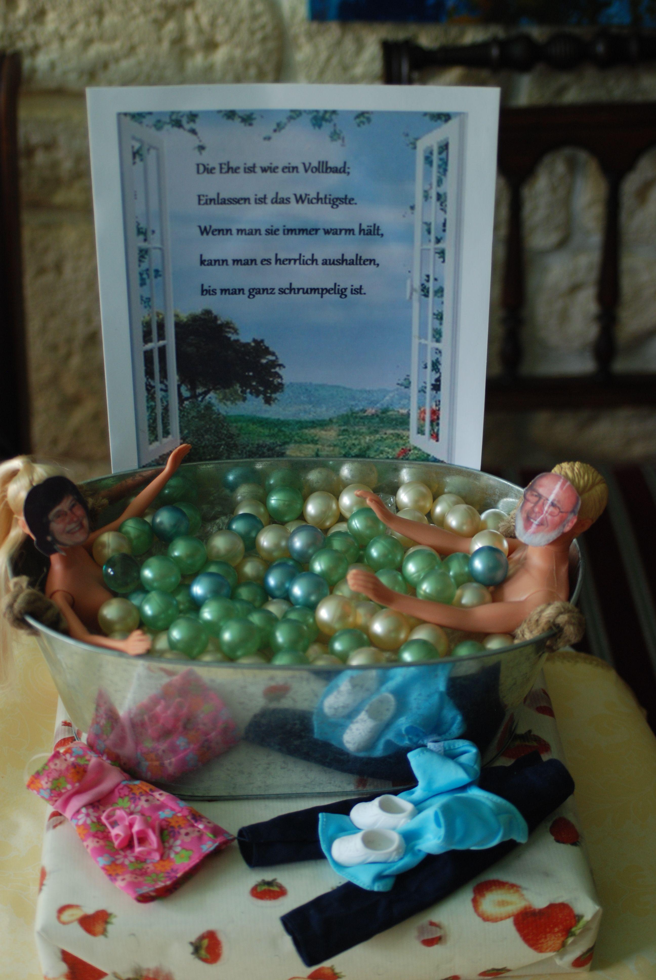 Geschenk Zur Goldenen Hochzeit Hochzeiten Geschenke Zur