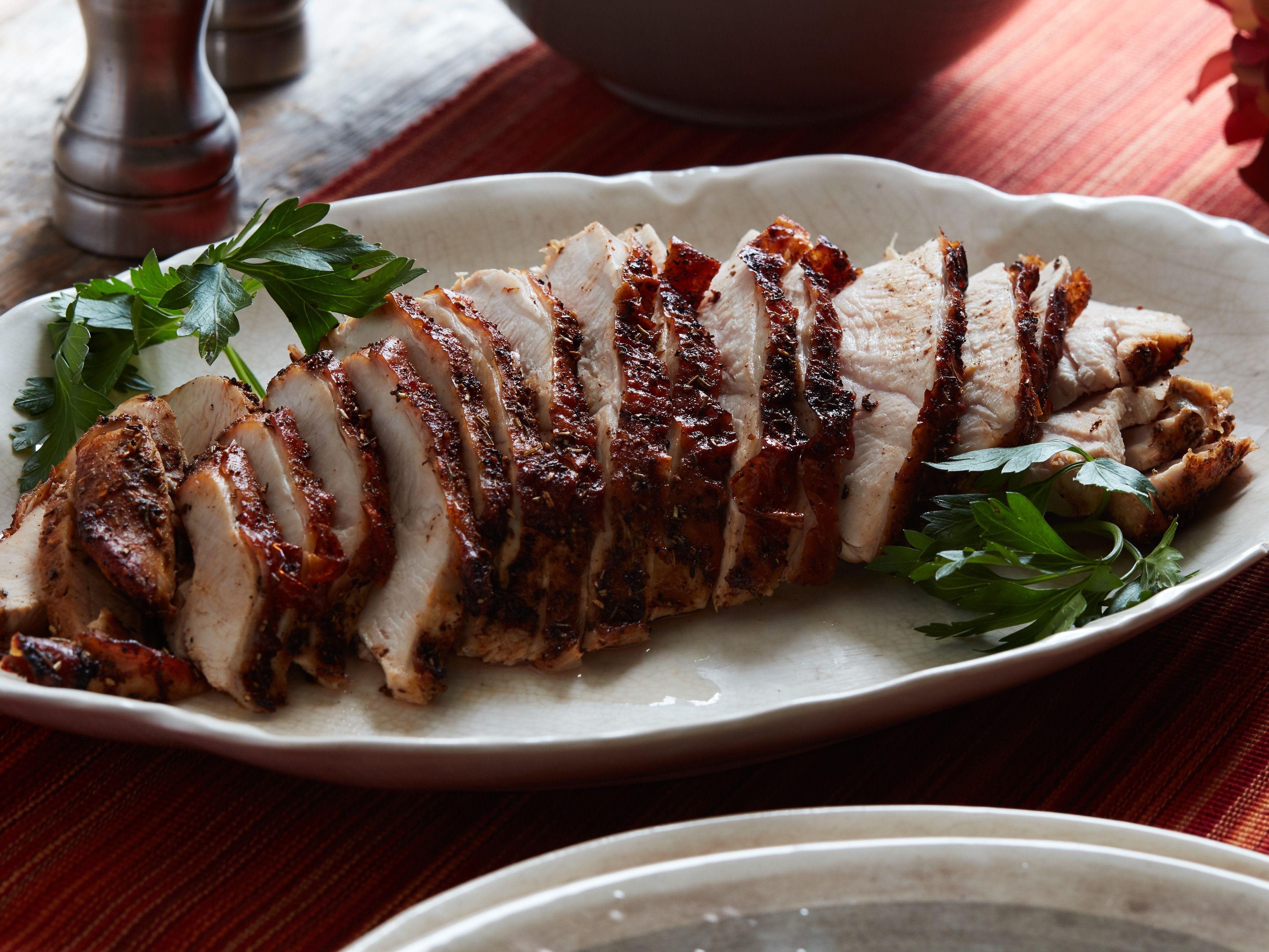 Air Fryer Thanksgiving Turkey Recipe Food network
