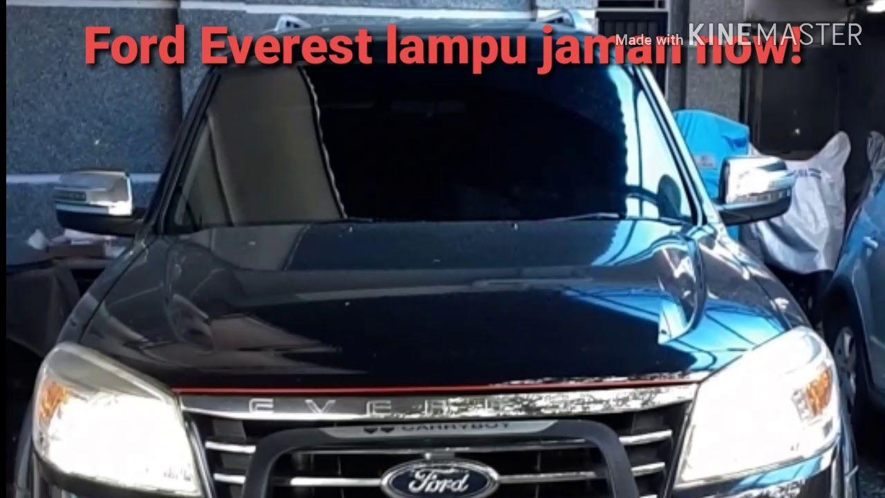 Modifikasi Lampu Mobil Ford Everest Di 2020 Mobil Konsep