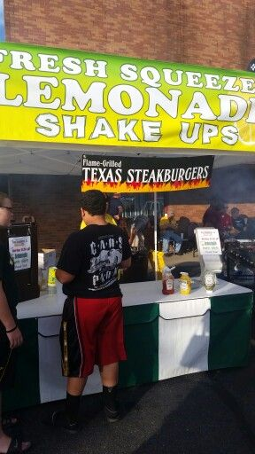 Car cruise food garrettsville ohio 2014