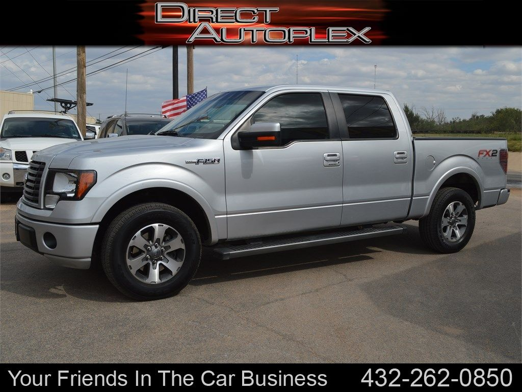 2012 Ford F 150 Fx2 At Direct Autoplex In Midland Texas Midland