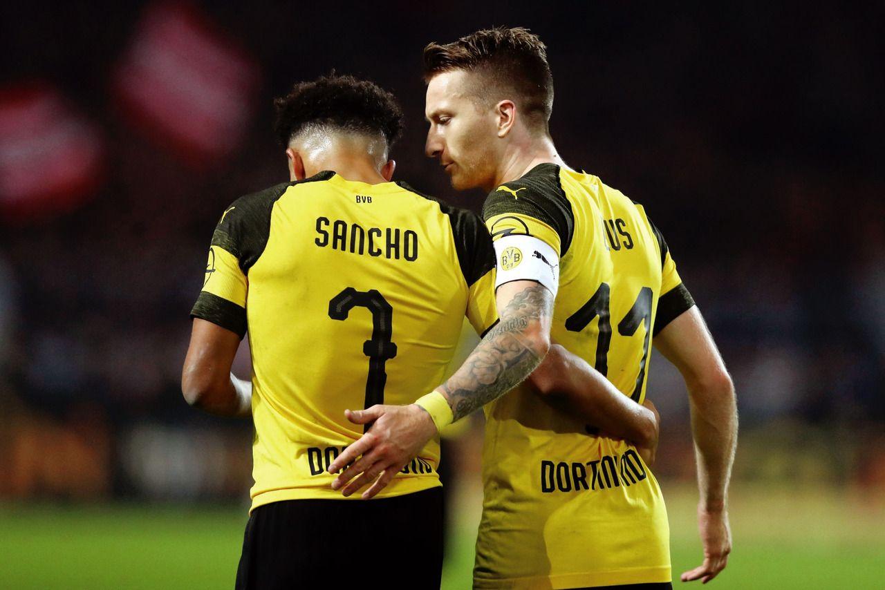 Football Is My Aesthetic Borussia Dortmund Dortmund Marco Reus