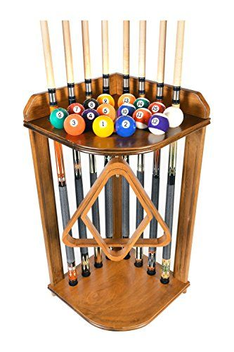 Pool Cue Rack Only Billiard Stick Stand Holds 8 Cues B Https Www Amazon Com Dp B01lxjj63n Ref Cm Sw R Pool Cue Rack Billiards Woodworking Shop Projects