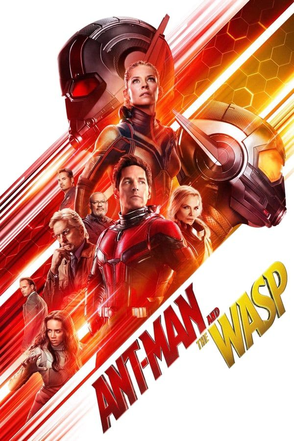 Nonton Film AntMan and the Wasp (2018) Subtitle Indonesia