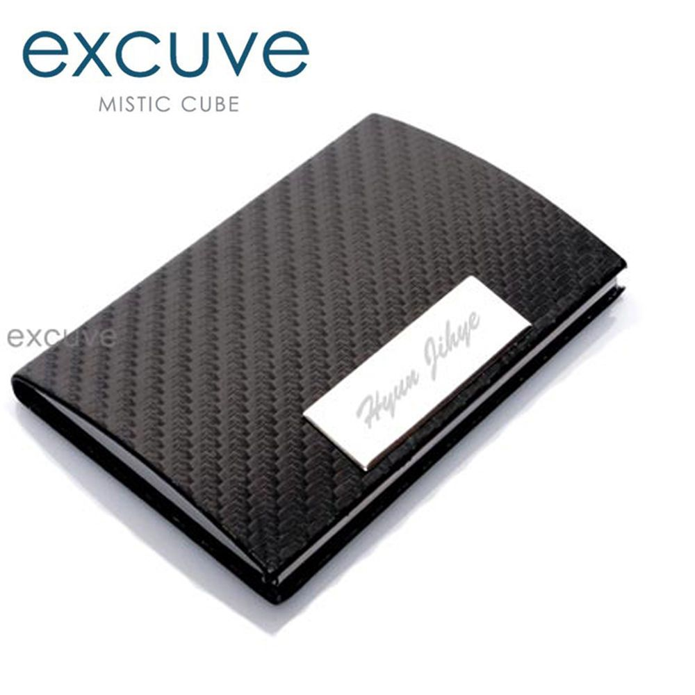 Luxury excuve gt3 custom personalized business card holder case luxury excuve gt3 custom personalized business card holder case free engraving magicingreecefo Gallery