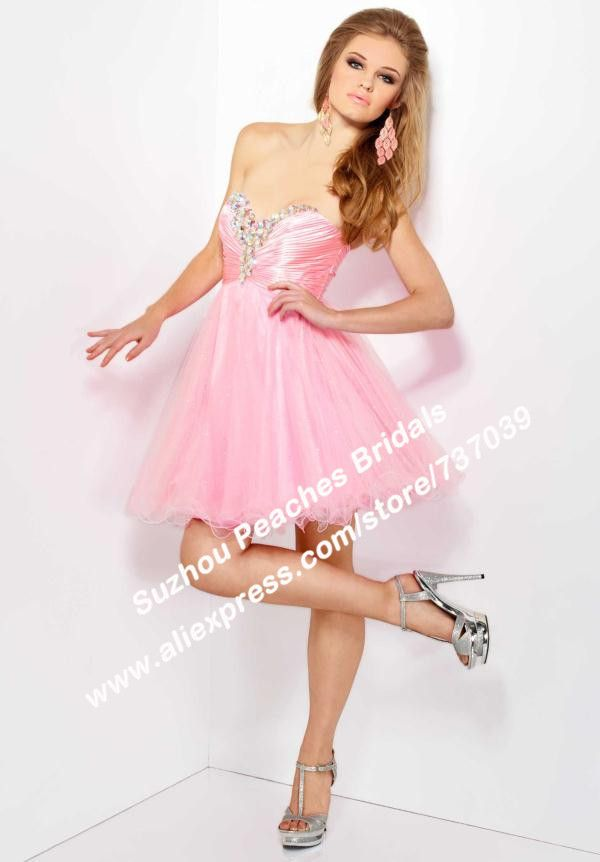 Sweetheart Bodice And Beautifully Ruched Charmeuse Bust Flared Tulle ...