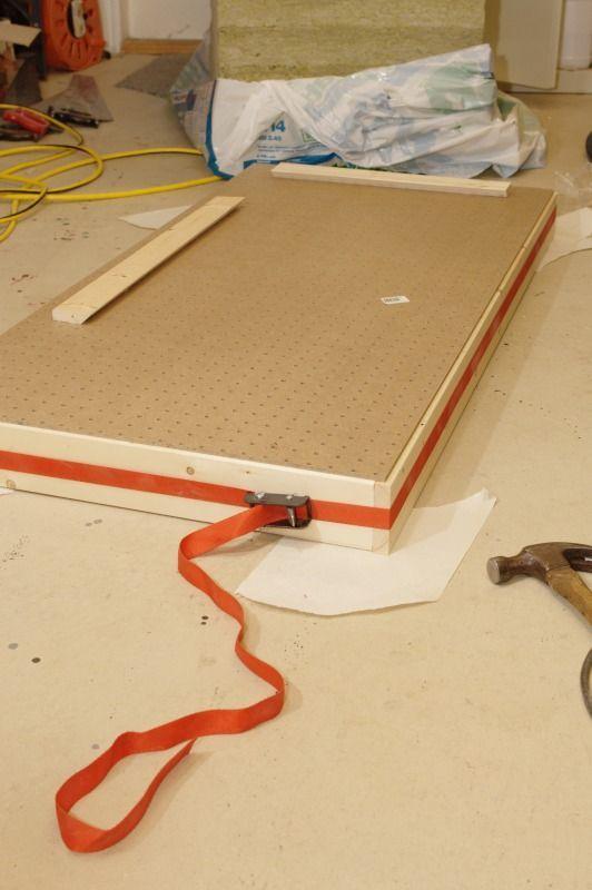 Acoustic Panels Diy I Made Mine With Soundboard A Frame