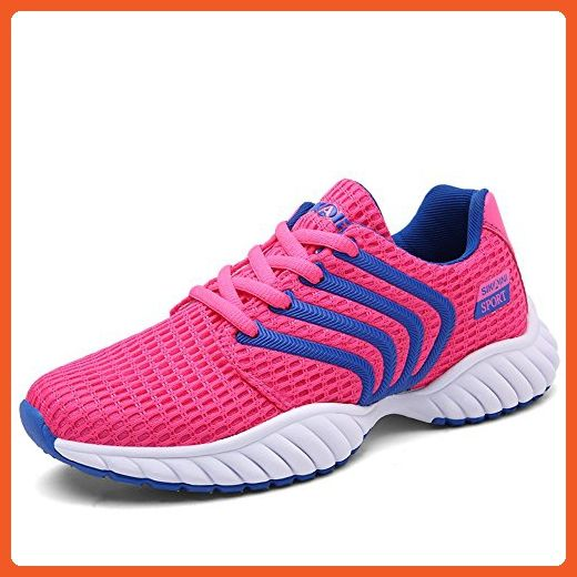 7757b1b4b8b18 Running Shoes Breathable Sneakers Sport Shoes for Women/Man Amazon ...