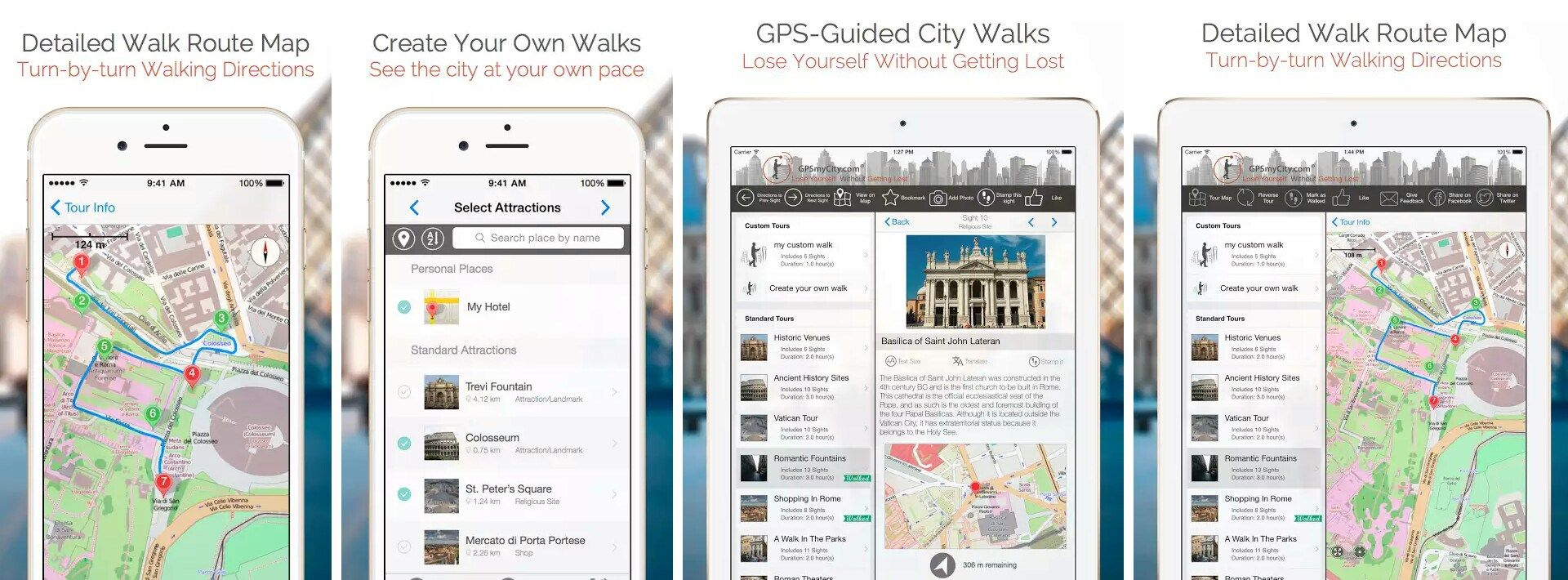 Free Giveaway: GPS-Guided Travel App by GPSMyCity