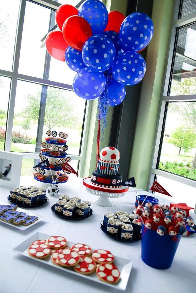 Birthday Party Ideas For Toddler Boy