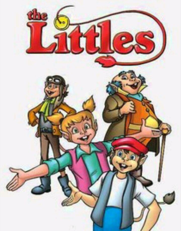 The littles | Flashback | Kids shows, 80s kids, Remember the