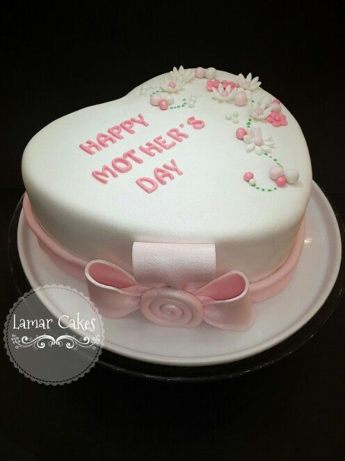 Happy Mother S Day Cake Cake Mothers Day Cakes Designs Mother Birthday Cake