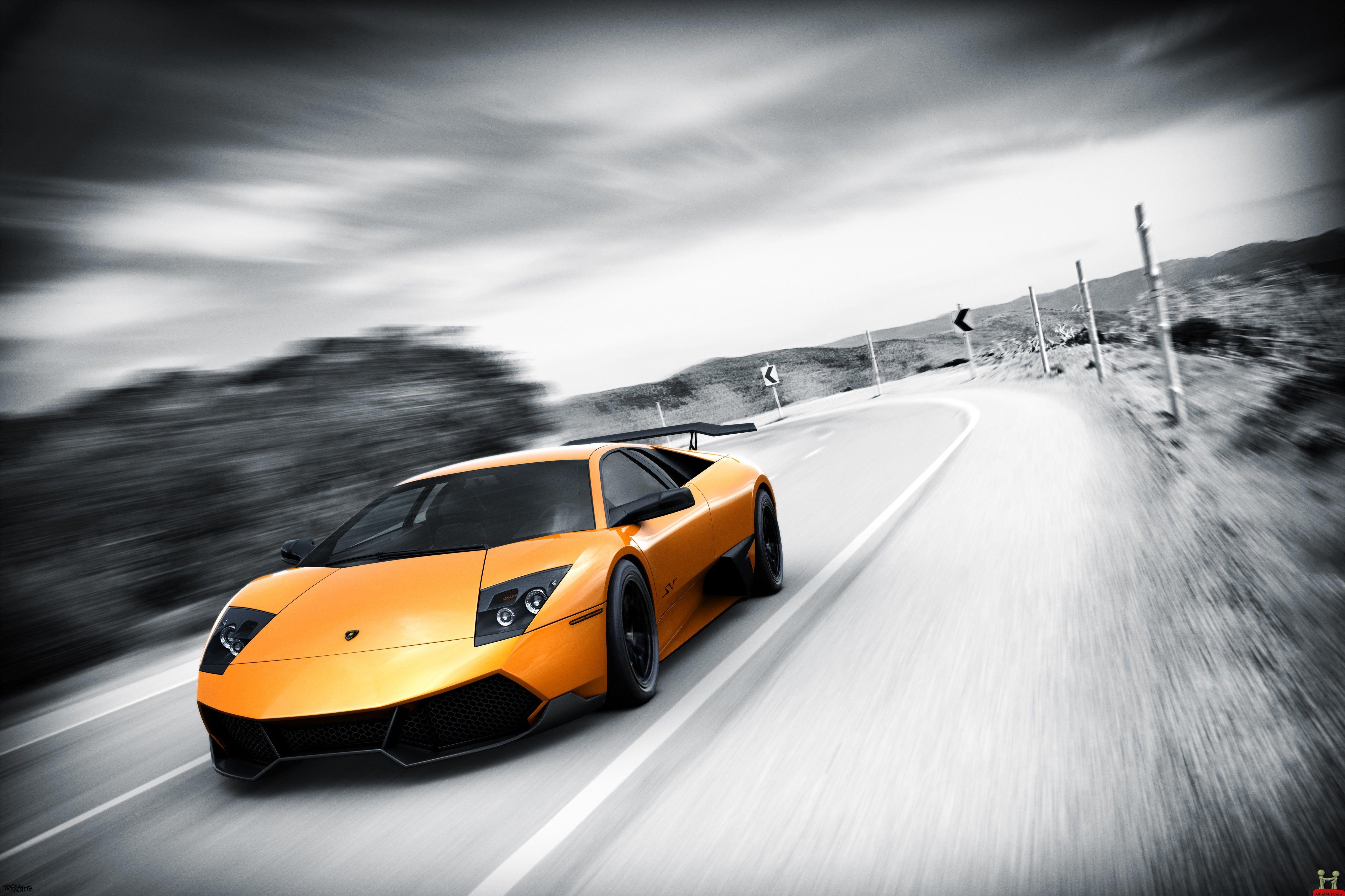 Lamborghini Murcielago Wallpaper Desktop Zfg Cars Lamborghini