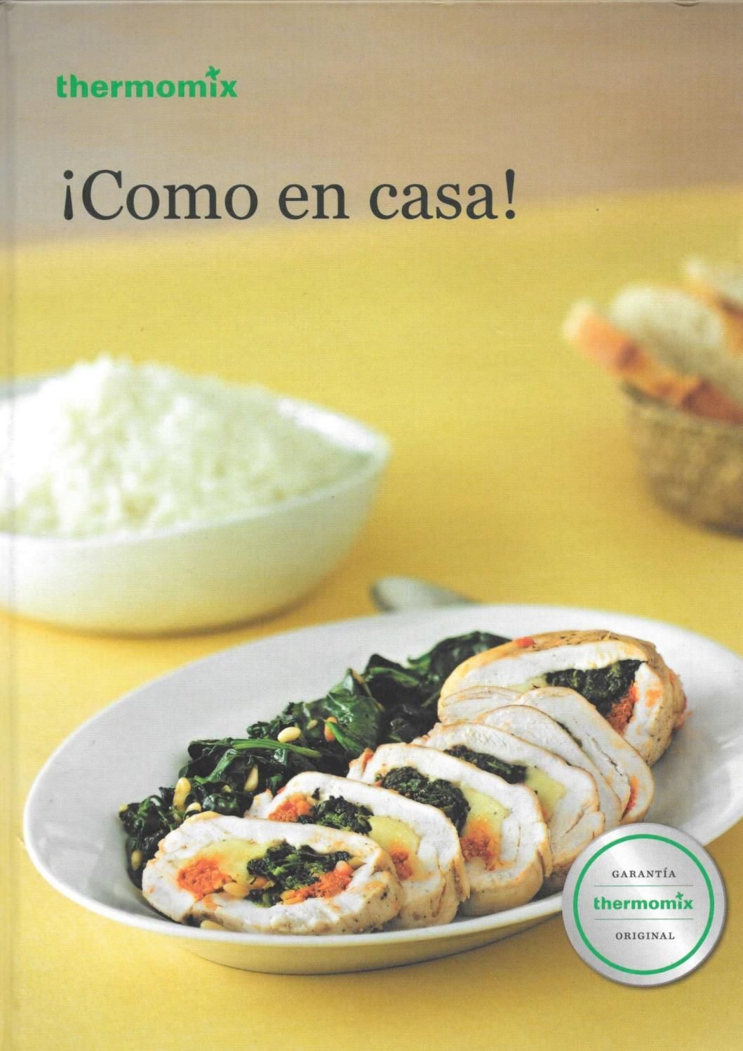 Thermomix Libros Oficiales Como En Casa Thermomix Digtal Thermomix Pinterest