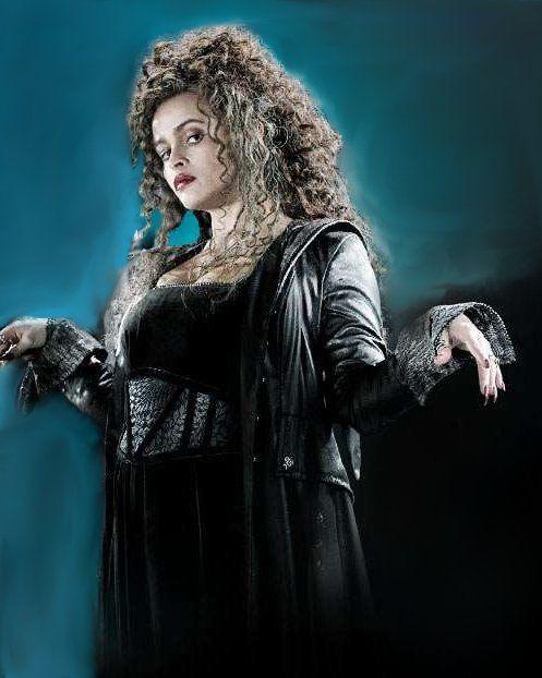 Bellatrix Lestrange Black Bellatrix