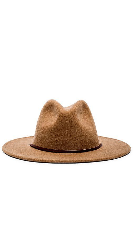 2d5e018e5d3 Brixton Field Hat in Khaki