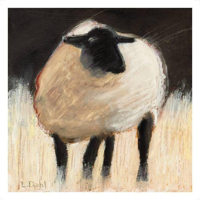 Suffolk-Sheep_Lois Dahl, Bellingham