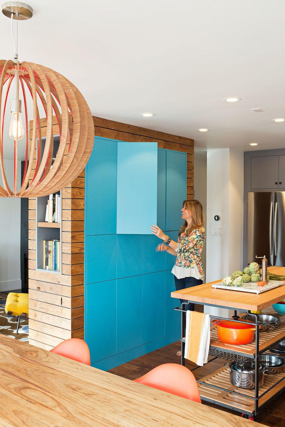 San Francisco Interior Design company Regan Baker Design Duboce