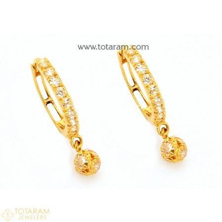 Gold Hoop Earrings Gold Jewelry Simple Necklace Gold Fashion Necklace Gold Jewelry Fashion