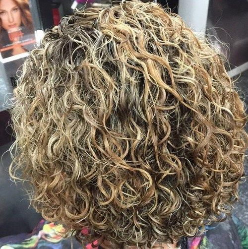 50 Gorgeous Perms Looks Say Hello To Your Future Curls Thick Hair Styles Medium Permed Hairstyles Short Permed Hair