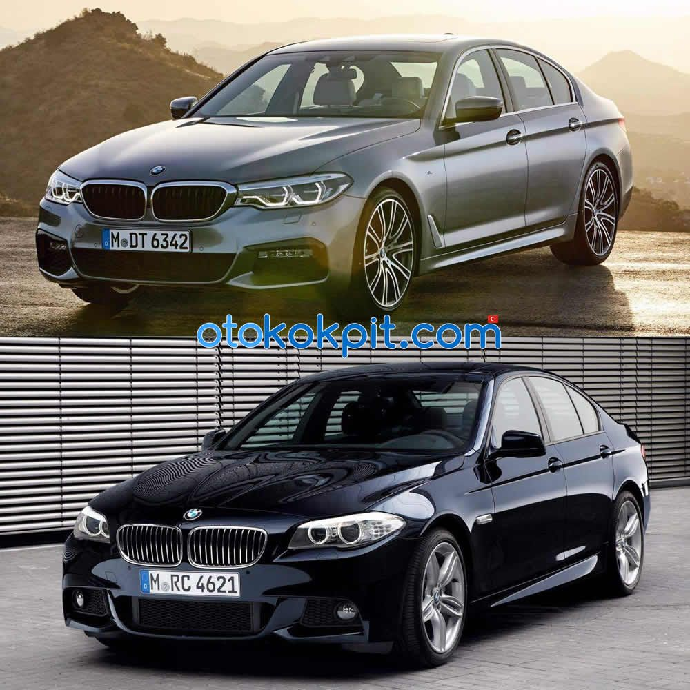 Bmw 520d: 2017 Yeni Kasa BMW 520d (With Images)