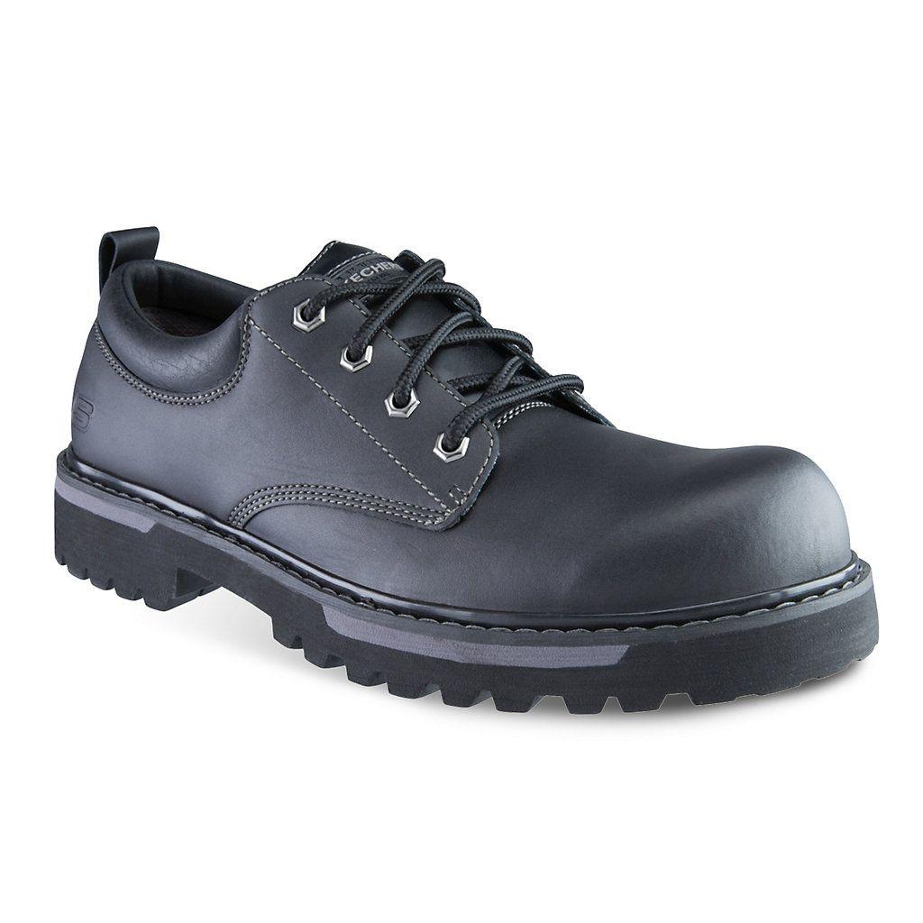 Skechers Alexander Men S Utility Oxford Shoes Oxford Shoes Best
