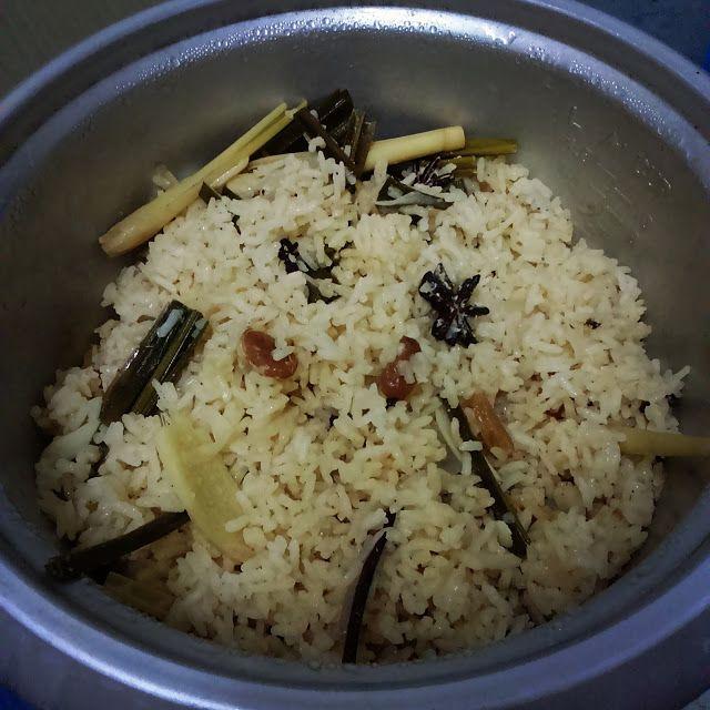 Resepi Nasi Minyak Mudah Dan Sedap Sharing My Ceritera Resep Masakan Malaysia Resep Masakan Indonesia Resep Masakan