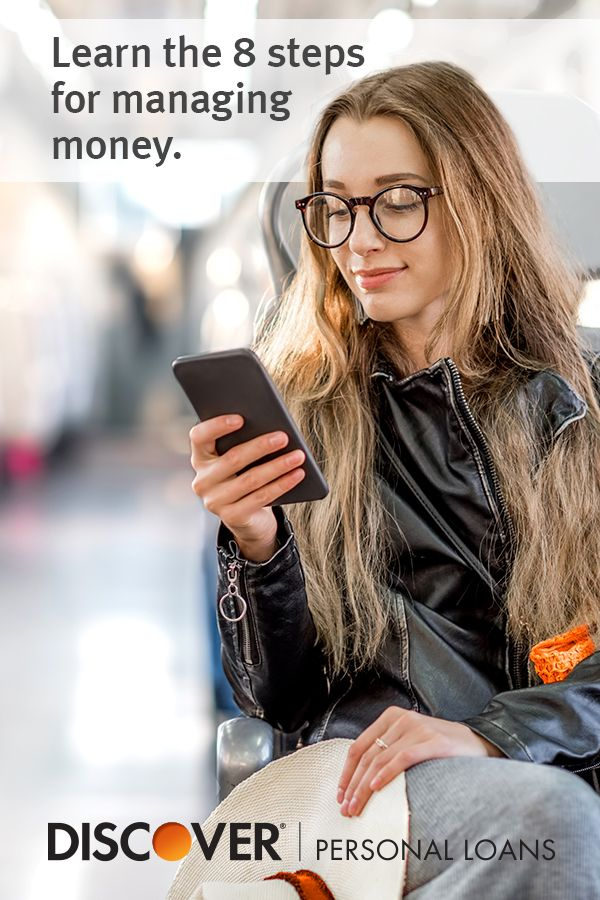 Getting Better With Money Doesn T Require An Advanced Degree In Finance Simply Follow These Eight Steps And Y Personal Loans Finances Money Ways To Save Money