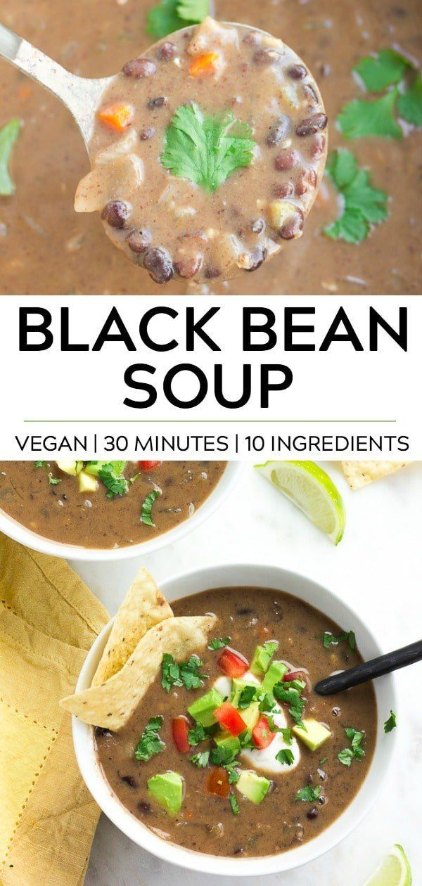 Black Bean Soup images