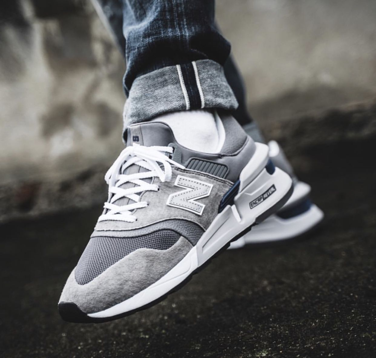 New Balance 997 Sneakers, New balance, Nike shoes outlet