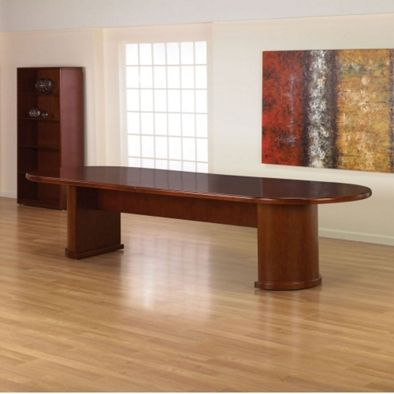 Racetrack Conference Table - Hon racetrack conference table