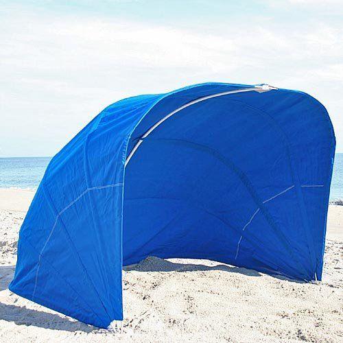 finest selection 1a62b 27f07 Anywhere Chair Sunbrella Large Beach Cabana | from hayneedle ...