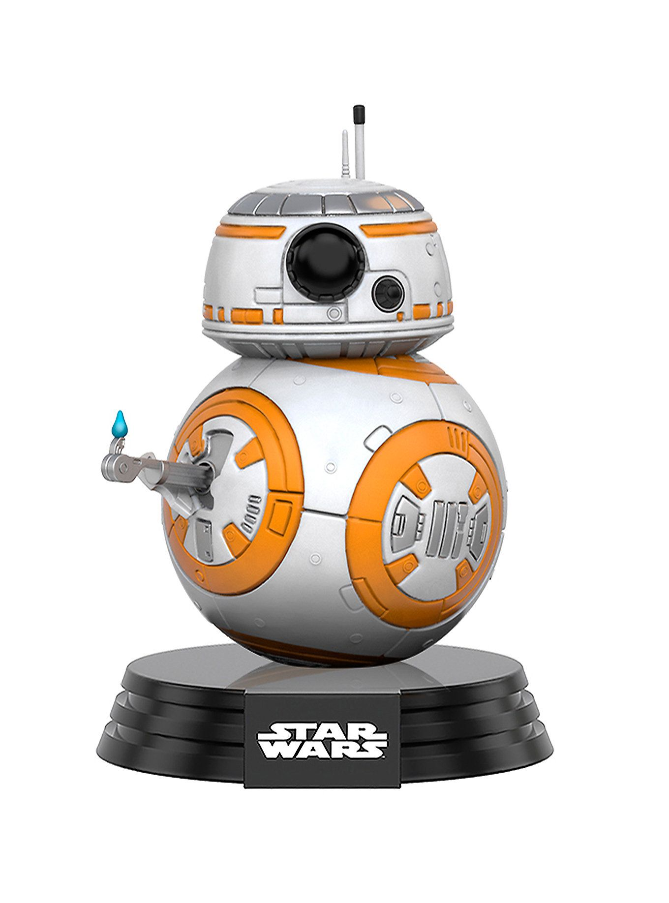 Funko Star Wars Pop Bb 8 Thumbs Up Vinyl Bobble Head 2016 Summer Convention Exclusive Funko Pop Star Wars Vinyl Figures Star Wars
