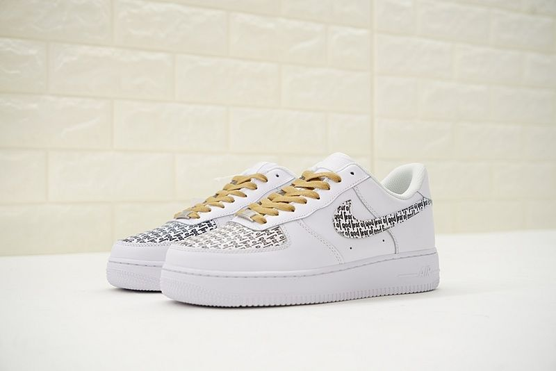 air force 1 fear of god