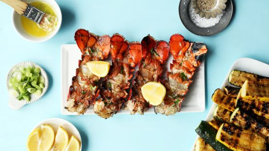 Grilled Lobster Tails Recipe - Food.com