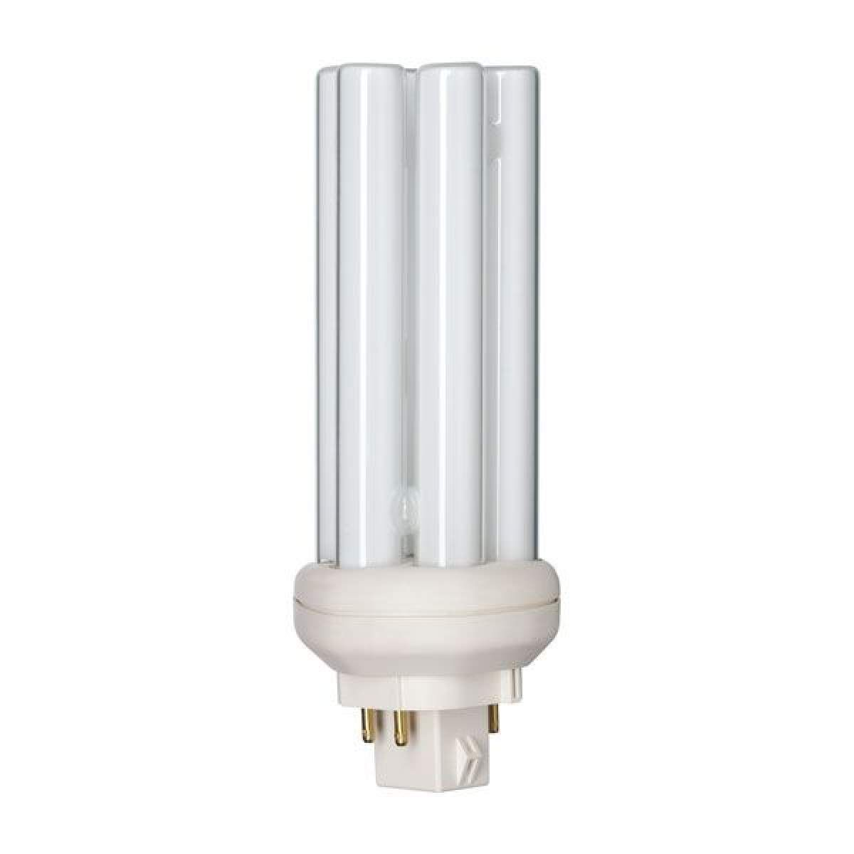 Philips Gx24q Compact Fluorescent Lamp Master Pl T Compact Fluorescent Gx24q Lamp Master Philips In 2020 Fluorescent Light Bulb Fluorescent Light Fluorescent Bulb
