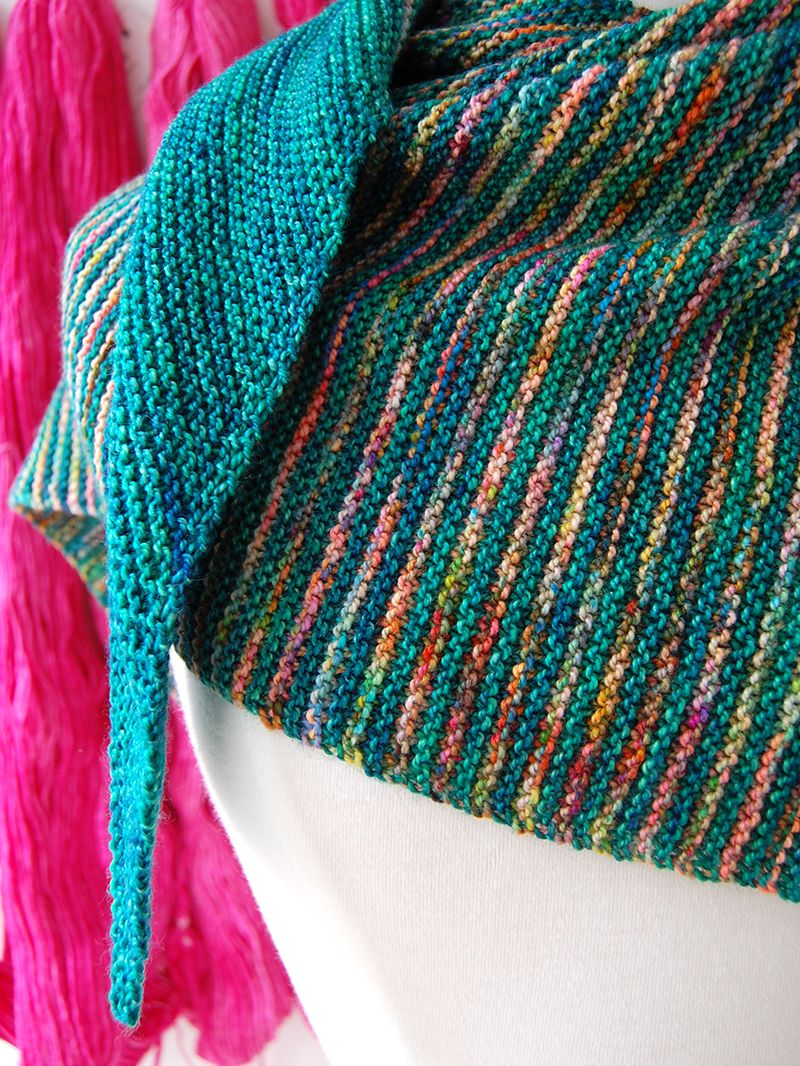 Drea\'s Shawl – Loop Knits | Knit n\' crochet | Pinterest | Chal ...