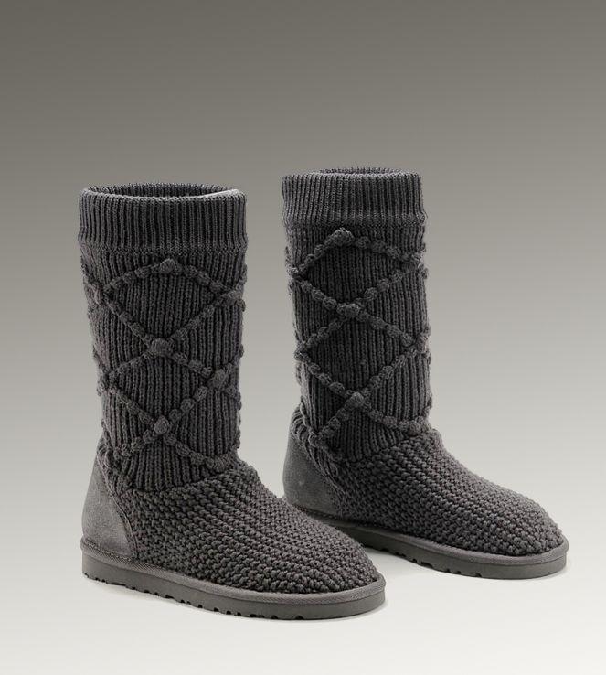 f04b7142c00 Women #UGG Classic Cardy Boots Grey $75.09   DIY & Crafts that I ...